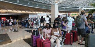 miami airport travel vaccinationa