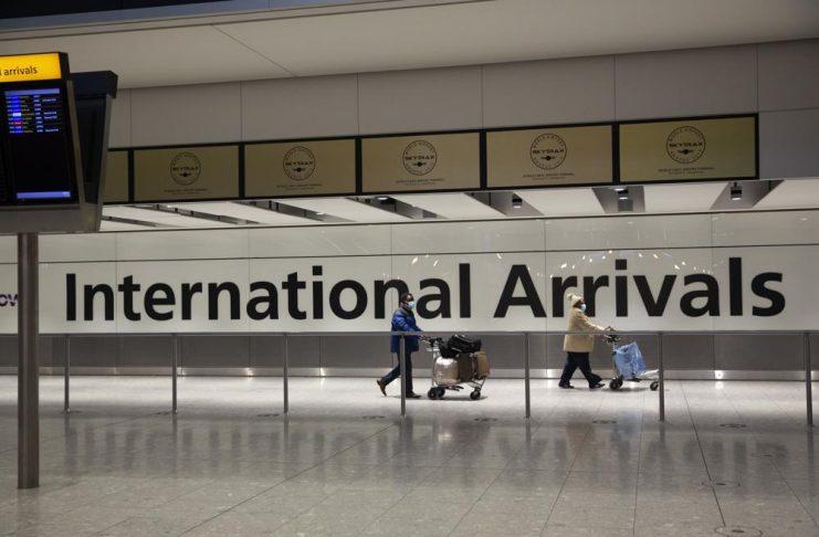 uk airport ap jamaica