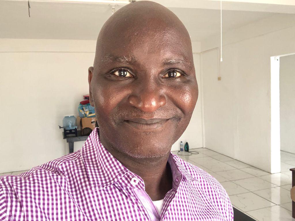 Rev Dr. Danladi Chiroma Husaini