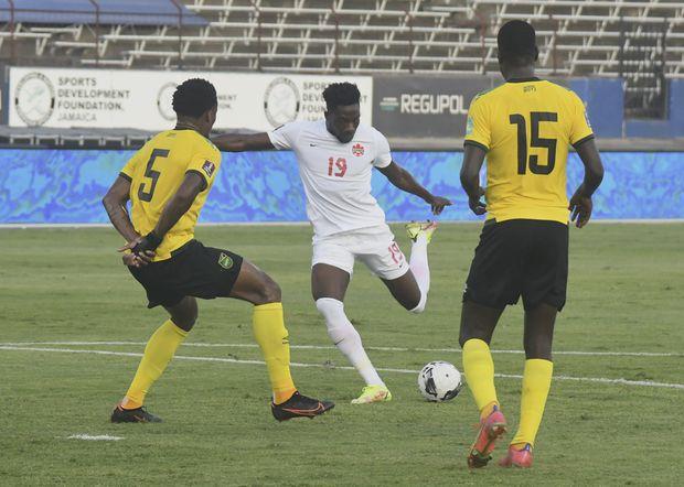 Jamaica canada match