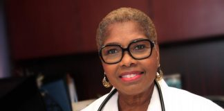 Chairman of The Atlanta Montego Bay Sister Cities Committee, Dr. Yvonne Smith.