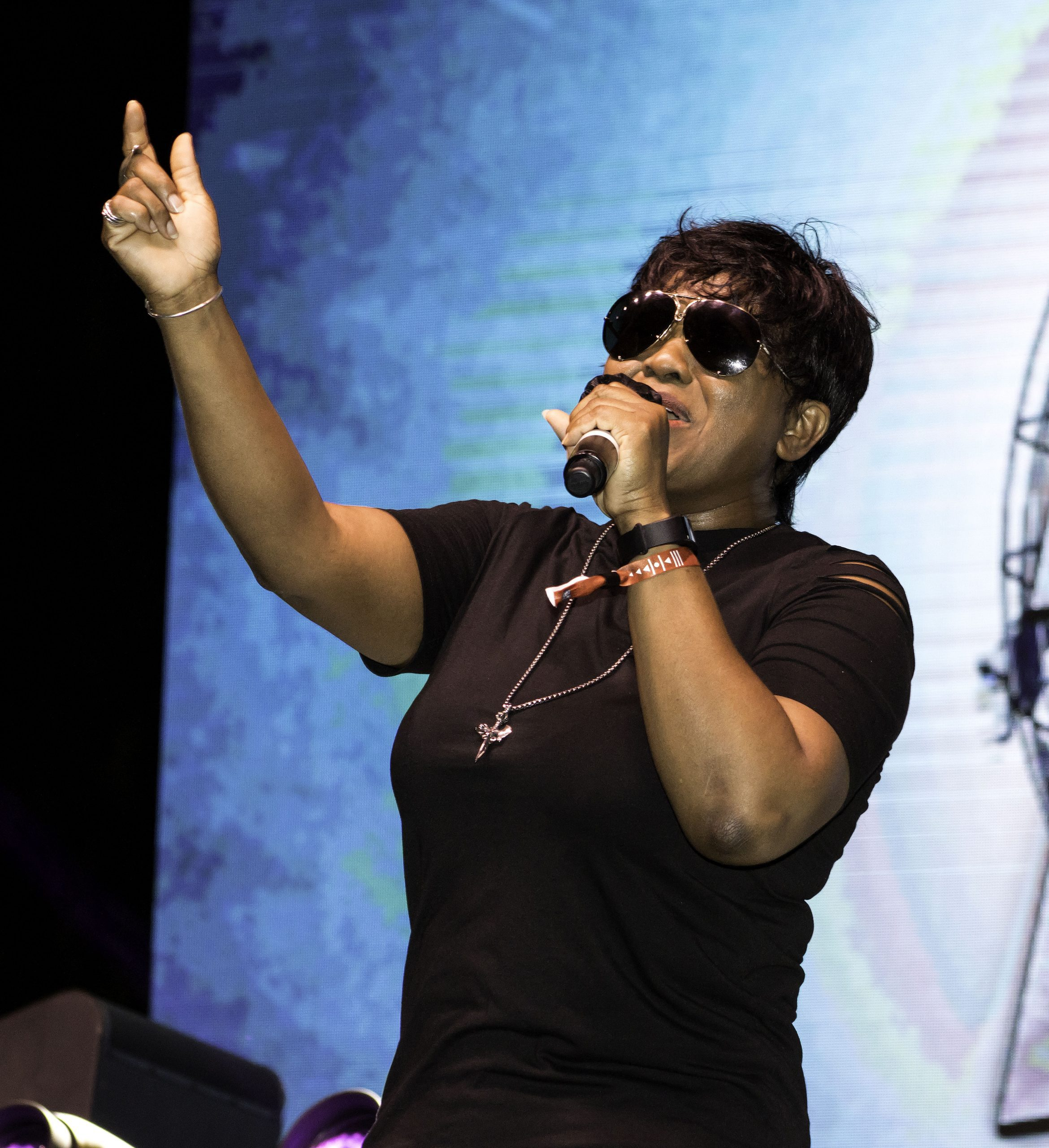 Tanya Stephens at Best of the Best