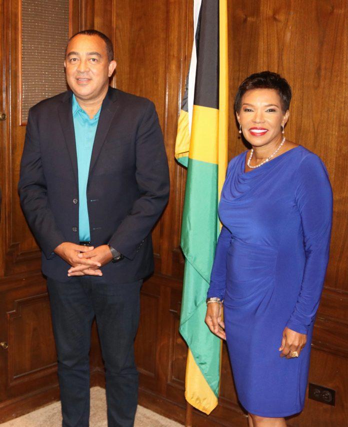 Tufton Marks diaspora