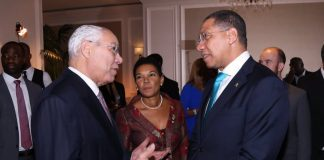 andrew holness colin powell