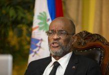 haiti pm ariel henry