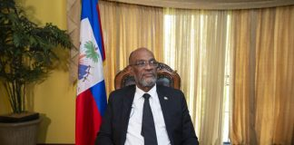 haiti pm henry
