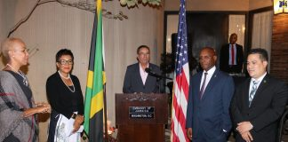 jamaica us ambassador